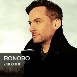 BONOBO – Julio 2014