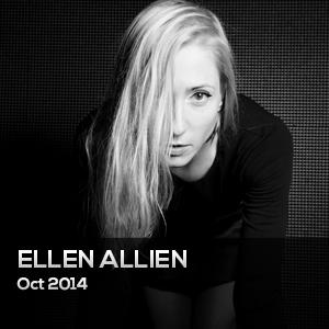 ELLEN ALLIEN – Octubre 2014