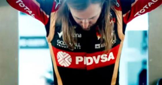 Vídeo teaser – David Guetta y PDVSA?