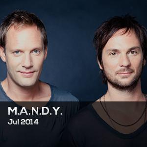 M.A.N.D.Y. – Julio 2014