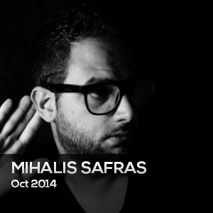 MIHALIS SAFRAS – Octubre 2014