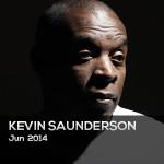 KEVIN SAUNDERSON – Junio 2014