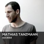 MATHIAS TANZMANN – Octubre 2014