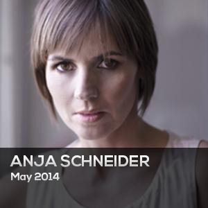 ANJA SCHNEIDER – Mayo 2014