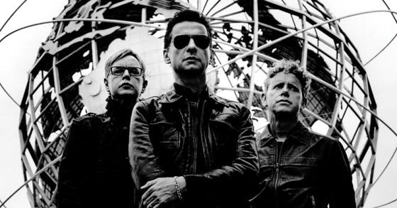 Depeche Mode lanzará disco y DVD en vivo