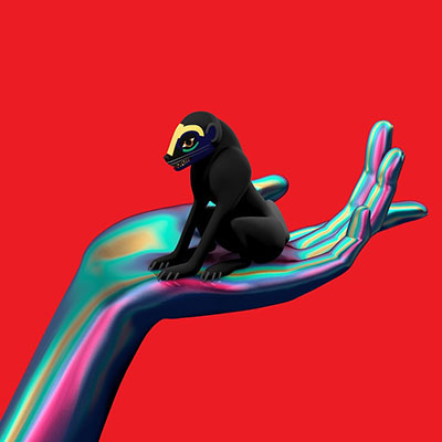 (YT120) Sbtrkt – Wonder where we land