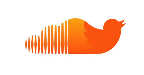 Nueva integración de Twitter con Soundcloud