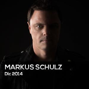 MARKUS SCHULZ – Diciembre 2014