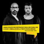 CONCURSO – RAFA BARRIOS EN VENEZUELA Y DJPTV TE REGALA ENTRADAS!!
