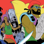 VIDEOS – MAJOR LAZER ON FIRE! NUEVO VIDEO, NUEVO DISCO Y SERIE ANIMADA