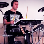 VIDEO – MALKE ELECTRONIC DRUMMING: HARDCORE / CROSSBREED / METAL