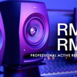 VIDEO – PIONEER LANZA SUS PRIMEROS MONITORES DE ESTUDIO LOS RM-05 Y RM-07