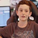 VIDEO – UN PRODUCTOR DE 11 AÑOS QUE YA SUENA EN LA RADIO