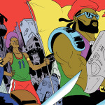VIDEO – MAJOR LAZER ESTRENÓ SU SERIE ANIMADA, MIRA EL 1ER CAPÍTULO AQUÍ