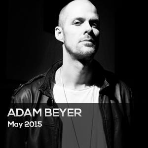 Adam Beyer – Mayo 2015