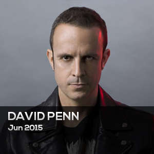DAVID PENN – JUNIO 2015