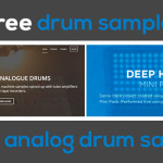 [FREE DOWNLOAD] LOOPS, BATERÍAS ANÁLOGAS CON MFB- 522 Y DEEP HOUSE LOOP: MINI PACK