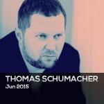 THOMAS SCHUMACHER – JUNIO 2015