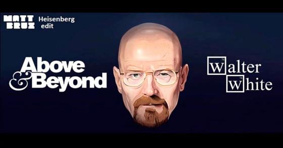 VIDEO – ABOVE & BEYOND CON WALTER WHITE DE «BREAKING BAD» EN EL EDC LAS VEGAS