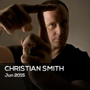 CHRISTIAN SMITH – JUNIO 2015