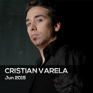 CRISTIAN VARELA – JUNIO 2015