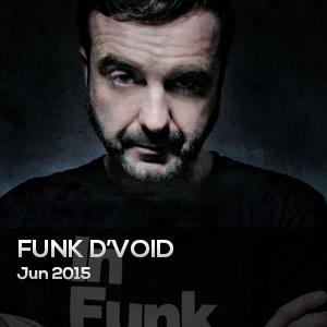 FUNK D'VOID – JUNIO 2015