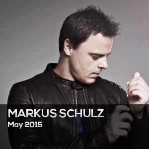 MARKUS SCHULZ – MAYO 2015