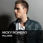 NICKY ROMERO – MAYO 2015