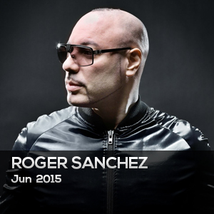ROGER SANCHEZ – JUNIO 2015