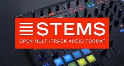 VIDEO – NATIVE INSTRUMENTS LANZA STEMS-MUSIC.COM