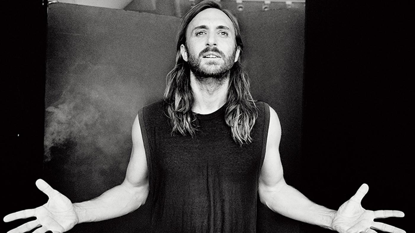 David Guetta plagio