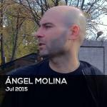 ÁNGEL MOLINA – 2015