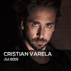 CRISTIAN VARELA – JULIO 2015