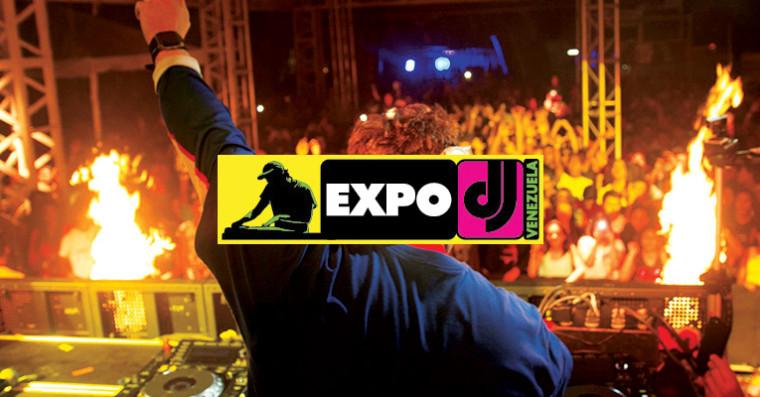 LINE-UP CONFIRMADO PARA LA EXPO DJ VZLA