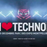 VIDEO – EL FESTIVAL «I LOVE TECHNO» SE TRASLADA A MONTPELLIER EN FRANCIA