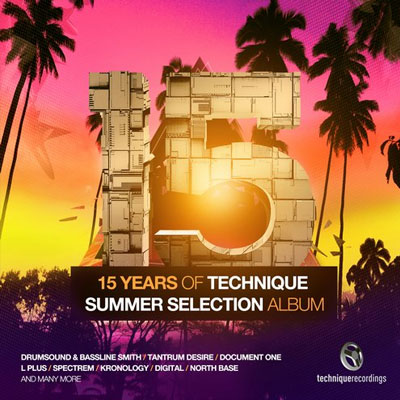 15 YEARS OF TECHNIQUE – SUMMER SELCTION ALBUM