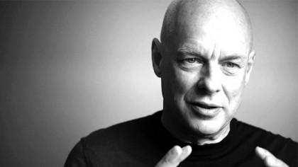 VIDEO – BRIAN ENO PRESENTA SUS IDEAS EN LA JOHN PEEL LECTURE EN LA BBC