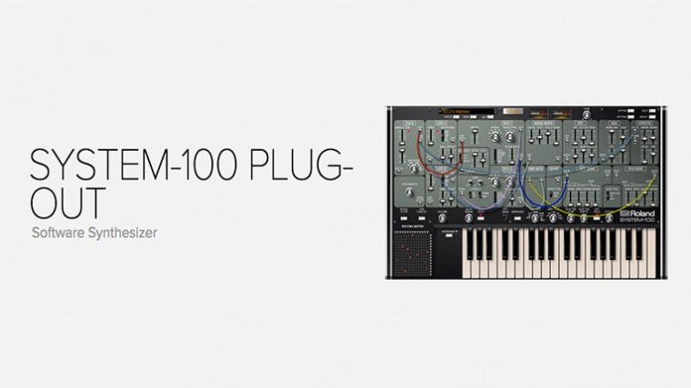 ROLAND RECREA SYSTEM-100 PLUG-OUT