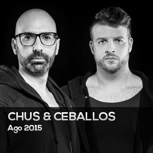 CHUS & CEBALLOS – AGOSTO 2015