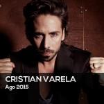 CRISTIAN VARELA – AGOSTO 2015