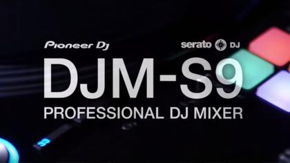 VIDEO – NUEVO MIXER PIONEER DJM-S9 BATTLE PARA SERATO DJ