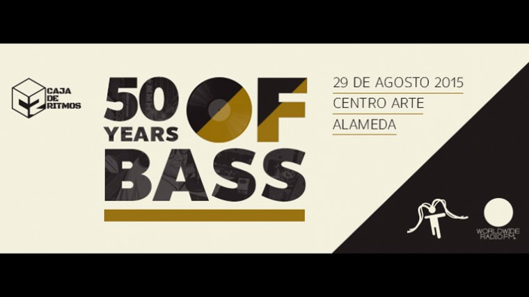 PRIMER PROGRAMA DEL RADIOSHOW «50 YEARS OF BASS» CON FATPABLO EN WORLDWIDE RADIO FM