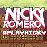 VIDEO – NICKY ROMERO LANZA VIDEOJUEGO DE 8 BITS