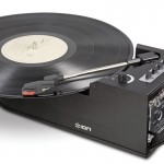 VIDEO – NUEVO ION DUO DECK USB TURNTABLE & CASSETTE UN REPRODUCTOR 2 EN 1