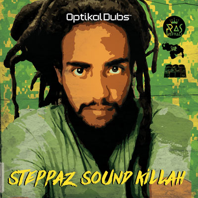 ODD11 – RAS NEFTALI – STEPPAZ SOUND KILLAH LP