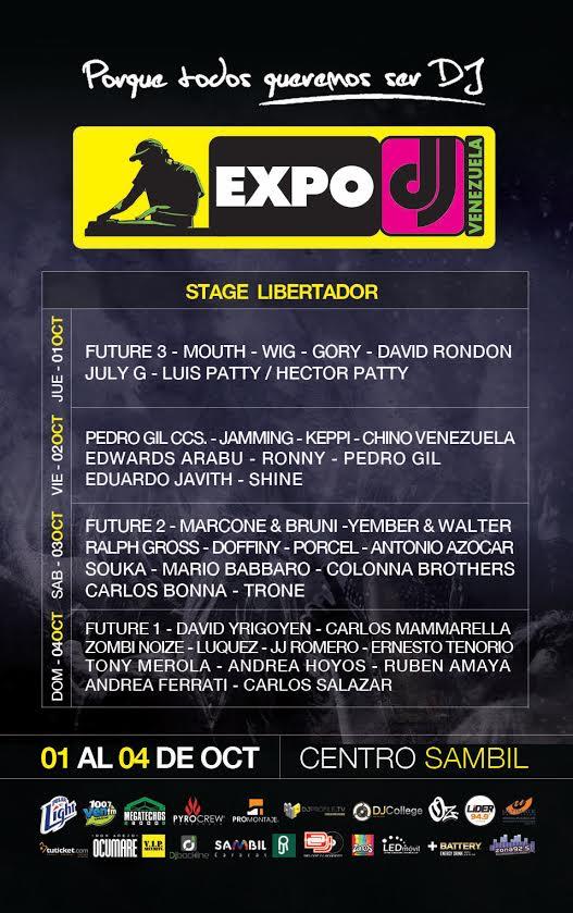 stage libertador