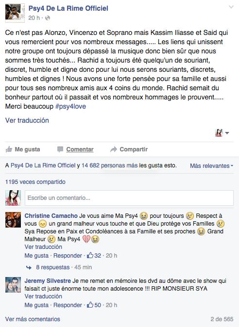 Psy 4 De La Rime