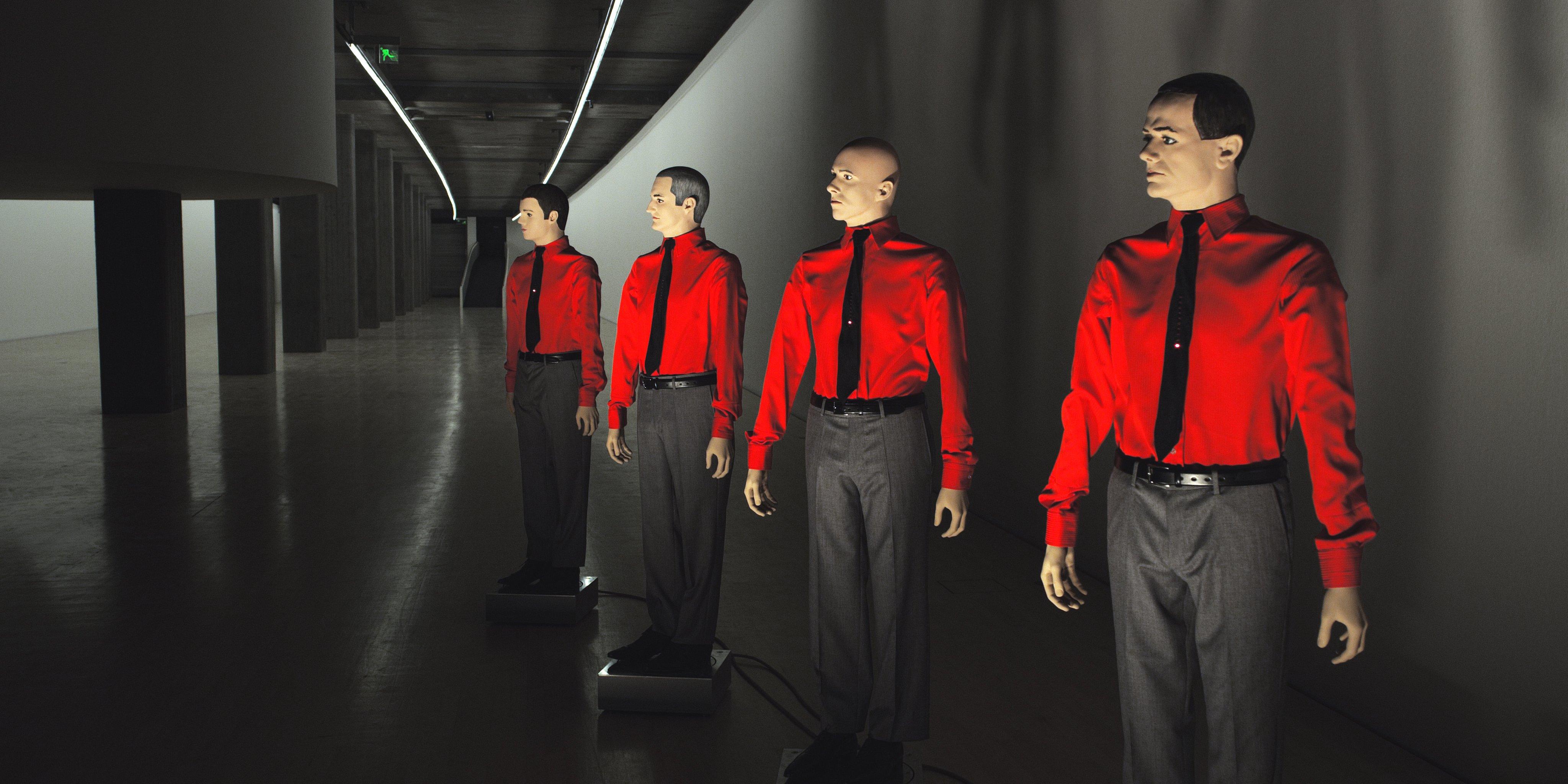 Kraftwerk Tour Noruega 2016