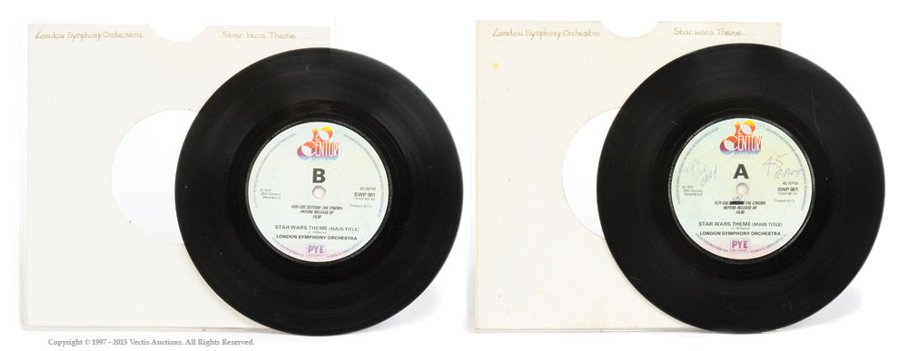 Stars Wars Collection Vinyl