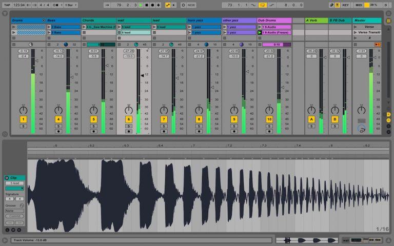 Ableton_Live_waveforms_metering